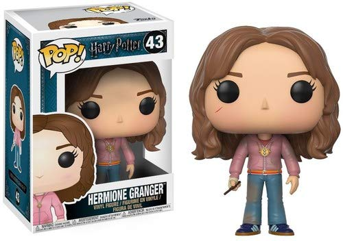 POP! Harry Potter: Hermione with Time Turner Lange Turner