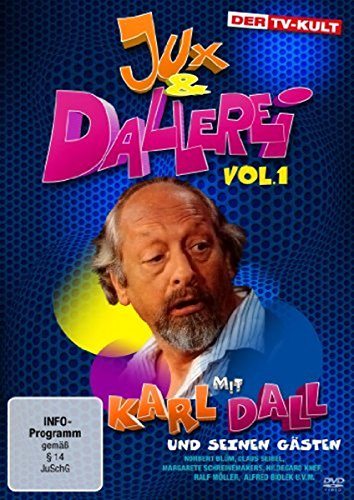 Karl Dall - Jux & Dallerei, Vol. 1 (2 DVDs)