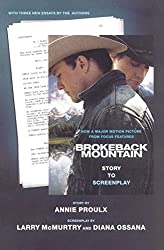 Brokeback Mountain: Story to Screenplay by Annie Proulx (2005-12-01)