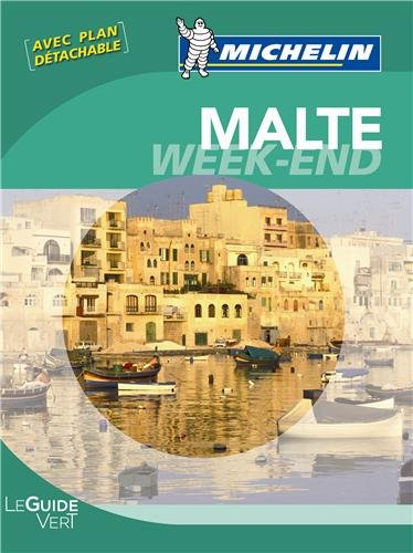 Guide Vert - MALTE WEEK-END (GUIDES VERTS/GROEN MICHELIN)