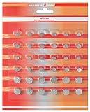 Alkaline Knopfzellen 36er -  Sortiment