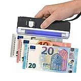 FAST WORLD SHOPPING Falschgeld-Notebook-Neon UV Taschenlampe gefälschte Geld