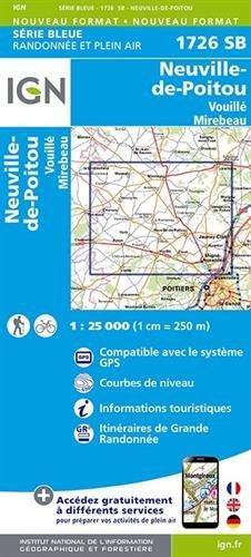 1726sb Neuville-de-Poitou/Vouille/Mirebeau