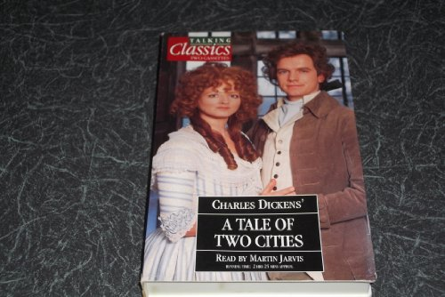 talking classic audiobook cassettes 1996 charles dickens a tale of two cities read by martin jarvis