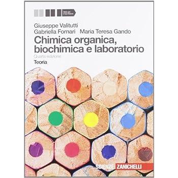 Chimica Organica, Biochimica E Laboratorio. Teoria. Per Gli Ist. Tecnici E Professionali. Con Espansione Online