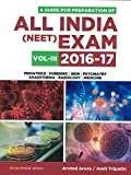 A guide for preparation of All India (NEET) Exam 2016-2017 vol3
