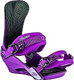 Nitro Snowboards Cosmic '20 All Moutnain Freestyle - Attacco per snowboard, da donna, Donna, UltraViola, S/M