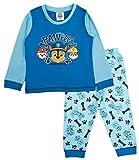Nickelodeon enfants garçons filles Paw Patrol Pyjama pyjamas ensemble taille UK 1-5 An - pawfect - Marshall,chasse,Rubble, 6 - 9 Months