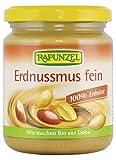 Rapunzel Bio Erdnussmus fein (12 x 250 gr)