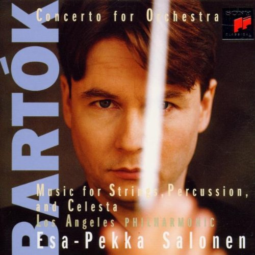 Bartok: Concerto for Orchestra/Music for Strings, Percussion and Celesta