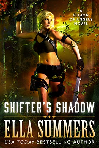 Shifter's Shadow (Legion of Angels Book 5) (English Edition)
