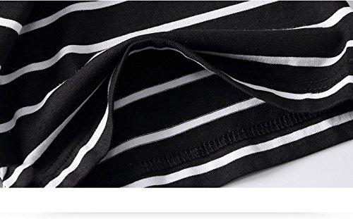Sunshey Herren Poloshirt B98 Grey XX-Large Schwarz