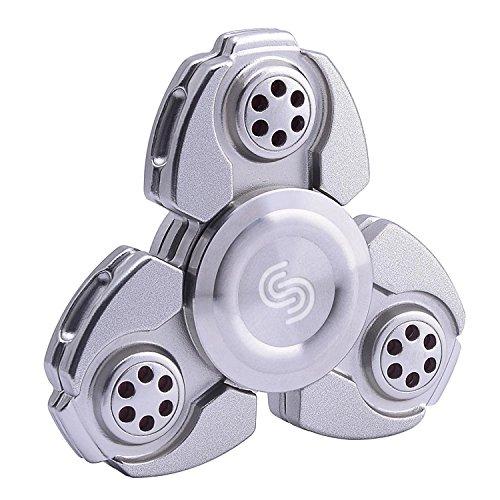 igearpro mejor Metal Fidget Spinner mano Spinner, EDC Spinner Fidget Juguetes, Ultra...