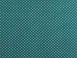 Stoffe Zanders GmbH Jersey-Stoff Kleine Punkte 150 cm breit