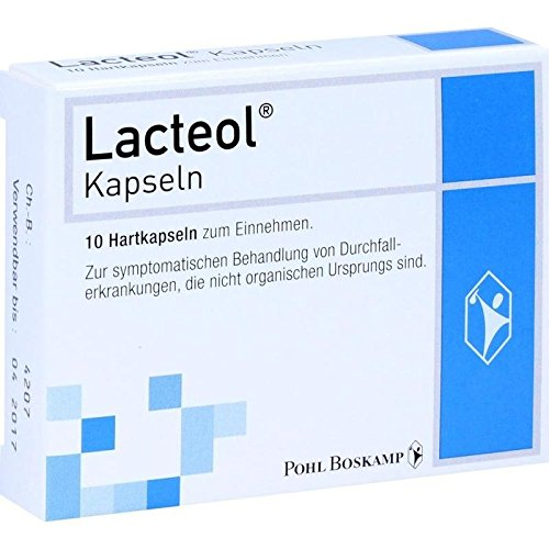 Lacteol 10 stk