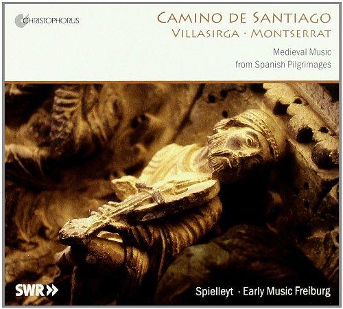 Camino de Santiago - Mittelalterliche Musik auf den Pilgerwegen Spaniens