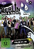 Berlin   Tag  Nacht   Staffel 04 Folge 61 80 4 Discs, Limited Fan Edition