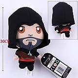 Peluche Assassin' s Creed Ezio Black 30cm