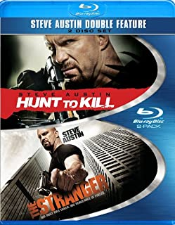 Hunt to Kill / The Stranger (Steve Austin Double Feature) [Blu-ray]
