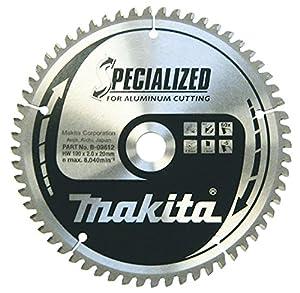 Makita MAKITA B-09612 190 x 20mm 60Tooth Specialized Aluminium Mitre Saw Blade