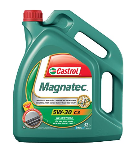 Preisvergleich Produktbild Castrol MAGNATEC Motorenöl 5W-30 C3 5L - vom Hersteller eingestellt