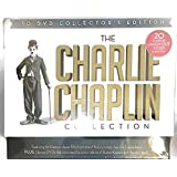 The Charlie Chaplin Collection: 10 DVD Collector's Edition: 36 Silent Shorts + More