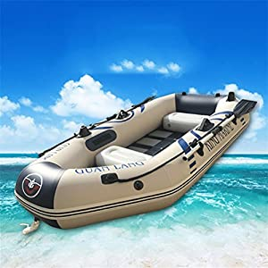 POTA Inflatable Boat Fishing Boat Assault Boat Rafting Boat (2 person)