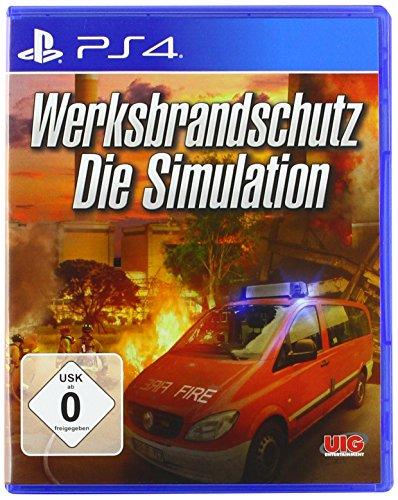 feuerwehr simulationen Werksbrandschutz - Die Simulation