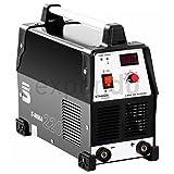 Stamos Power - S-MMA 220 - E-Hand-Schweißgerät - 10 bis 220 Ampere Schweißstrom - stufenlos regulierbar - 80% Einschaltdauer - Powerventilator