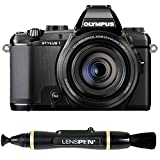 #8: Olympus Stylus 1 12 MP Digital Camera with 10.7X f2.8 Zoom Lens