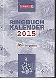 Buchkalender A4 1S/1T Einlage für Ringbuchkalender 2015,1078727