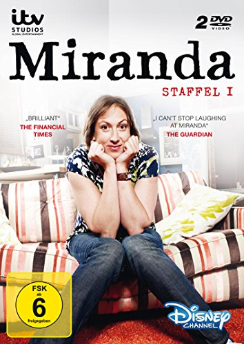 Miranda - Staffel 1 [2 DVDs]