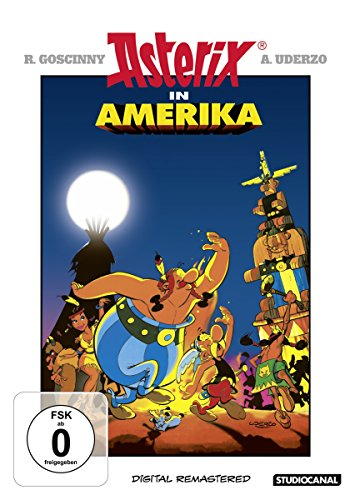 Asterix in Amerika / Digital Remastered
