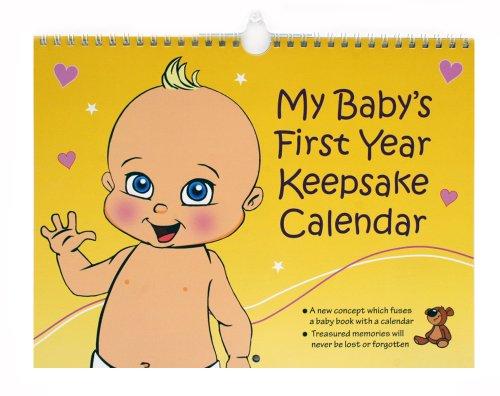my-babys-first-year-keepsake-annual-memory-book-the-perfect-gift-idea-for-baby-shower-and-gift-baske
