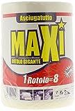MAXI ASCIUGATUTTO ROTOLO GIGANTE - 4 confezioni da 70 Metri [280 Metri]