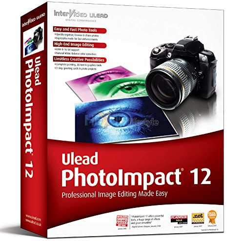 Photoimpact 12 édition  speciale