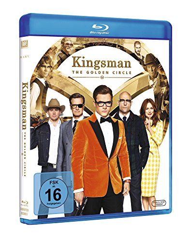 Kingsman - The Golden Circle [Blu-ray]