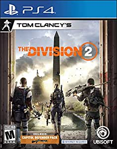 Ubisoft Tom Clancy's The Division 2, PS4 videogioco Basic PlayStation 4 Ceco, Tedesca, Inglese, ESP, Francese, ITA, Giapponese, Polacco, Russo