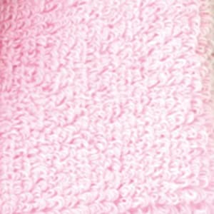MB 042 Frottier-Stirnband – light pink –