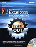 Microsoft® Office Excel 2003 Programming Inside Out (Inside Out (Microsoft))