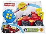 Fisher-Price BHX87 Fernlenkflitzer ferngesteuertes Auto Motorikspielzeug mit Fernbedienung für Kinder, ab 3 Jahren, rot Vergleich