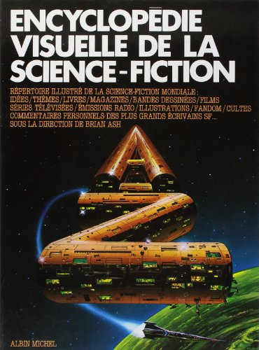 Encyclopédie visuelle de la science-fiction par From ALBIN MICHEL