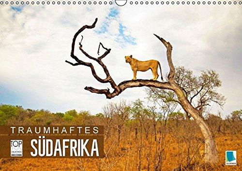 Preisvergleich Produktbild Traumhaftes Südafrika (Wandkalender 2016 DIN A3 quer): Südafrika: die Südspitze Afrikas (Monatskalender,  14 Seiten) (CALVENDO Orte)