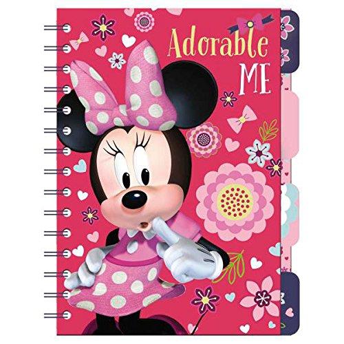 Disney Libreta Minnie marcadores