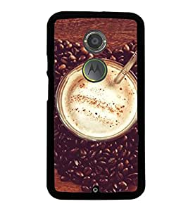 ifasho Designer Back Case Cover for Motorola Moto X2 :: Motorola Moto X (2nd Gen) (Coffee Day Coffee Espresso Coffee Flask)