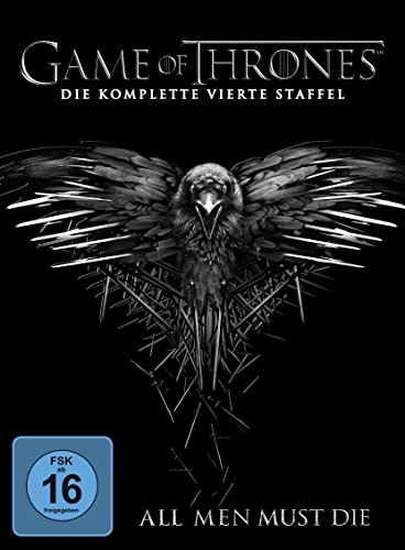 game of thrones staffel buecher Game of Thrones - Die komplette vierte Staffel [5 DVDs]