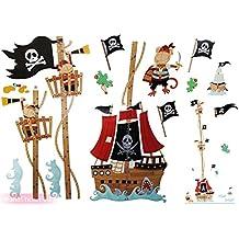 kinderzimmer pirat