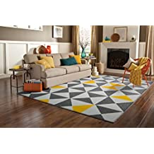 Amazon.fr : tapis jaune
