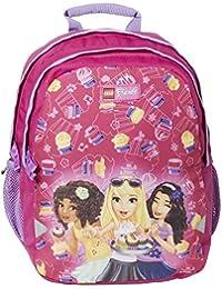Preisvergleich für Lego Friends Ergo Cupcake Kinder-Rucksack, Pink