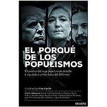 El porqué de los populismos: Un análisis del auge populista de derecha e izquierda a ambos lados del Atlántico